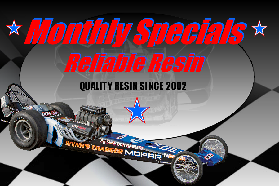 Reliable Resin Quality Resin Since 2002