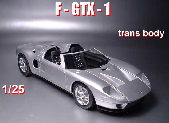 Ford GTX-1 BODY - Click Image to Close