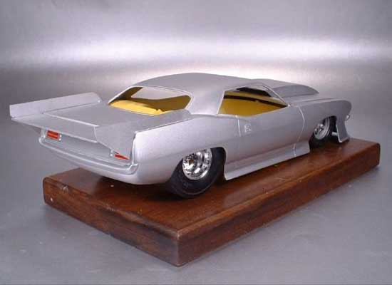 1970-1974 Barracuda Pro Mod Body - Click Image to Close