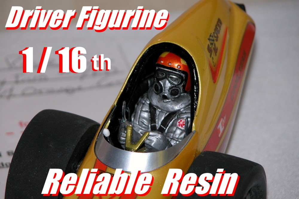 Driver Figurine F/C T/F - Click Image to Close