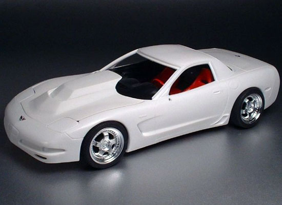 C5 Corvette L-88 Super Shark Hood - Click Image to Close