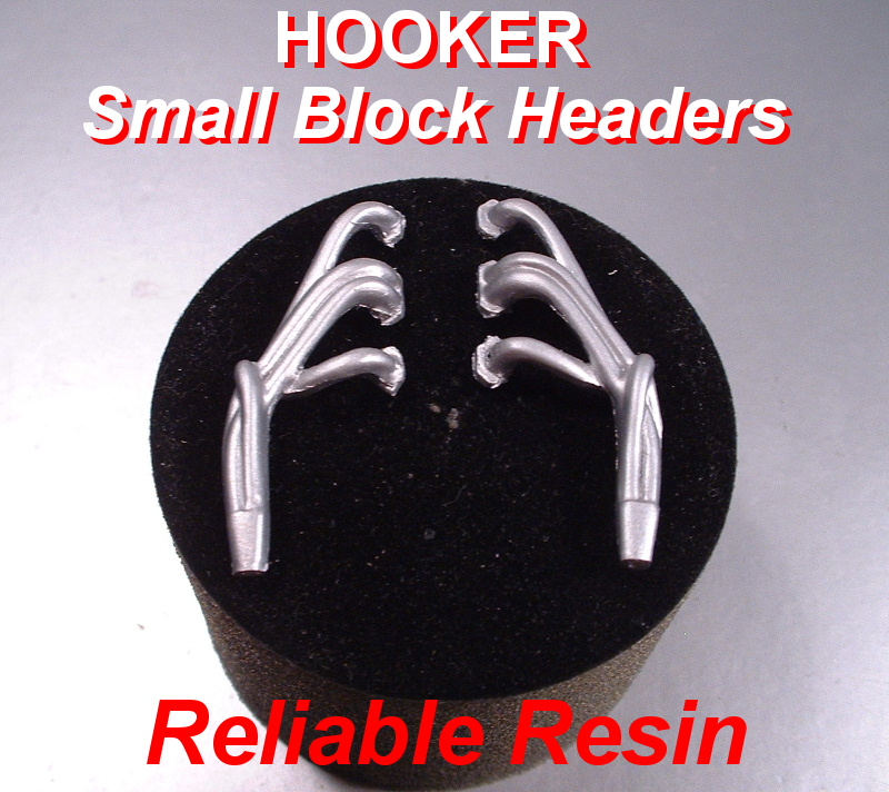 Small Block HOOKER Headers - Click Image to Close