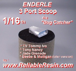 "Enderle 3 Port ""Bug Catcher"" 1/16"