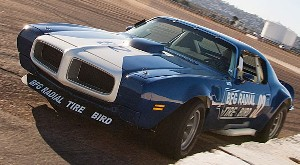 1970 T/A Firebird Body