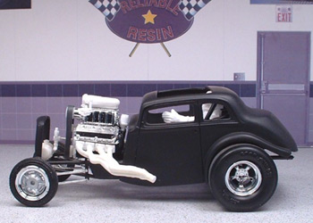 '33 Willys Chopped Top AA/FA