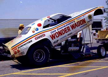 1970-1974 Barracuda Funny Car