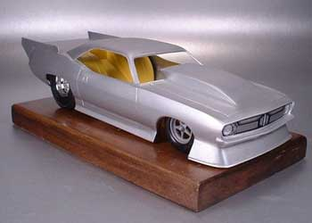 1970-1974 Barracuda Pro Mod Body