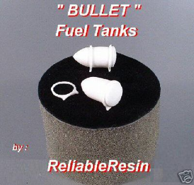 Drag F/C Bullet Fuel Tanks