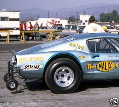 GASSER Wheelies