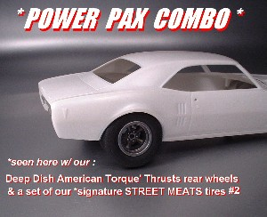 "Minitub Chassis ""Power Pax Combo"""