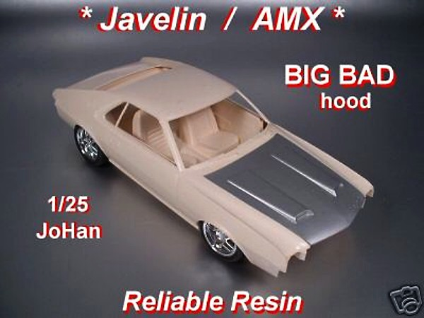 Javelin AMX Big Bad Hood