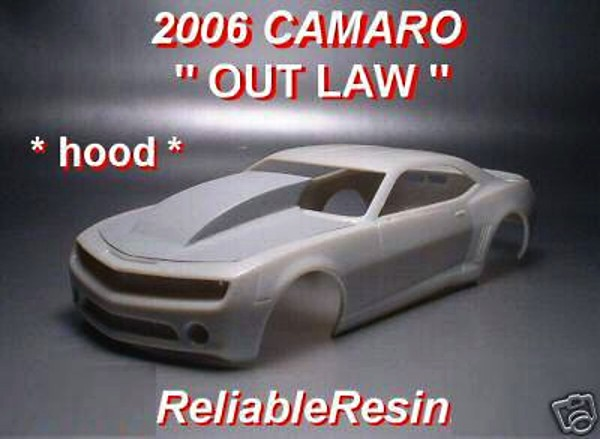 2006 CAMARO OUT LAW HOOD