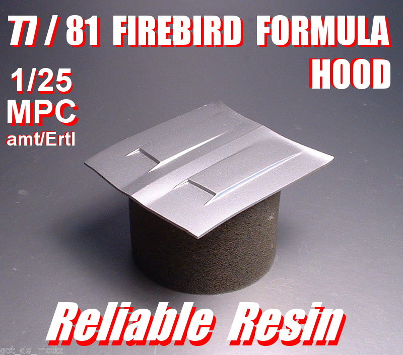 77/81 Firebird Formula Hood - Click Image to Close