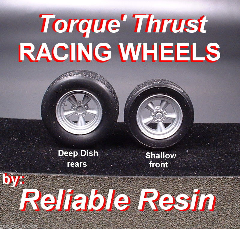 Torque Thrust Racing Wheels