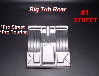 "Big Tub Rear #1 ""Street"""