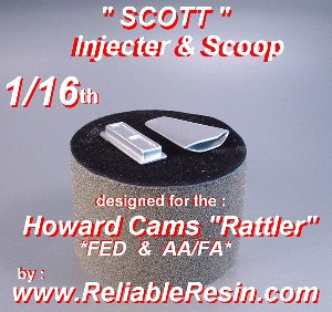 1/16 Scott Injector / Scoop