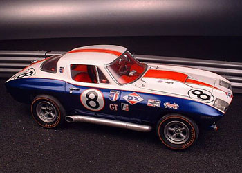 1967 Corvette Sunray DX Racer