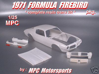 1970 Firebird Formula 400 tran kit