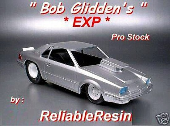 Bob Glidden's P/S EXP Resin Trans Kit